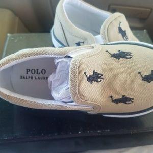 Toddler Polo's size (7) new